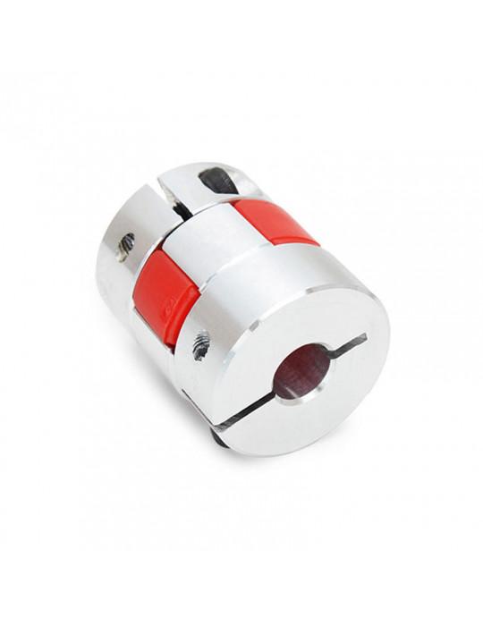Visserie - Coupleur araignée Aluminium T8-T5 - 3