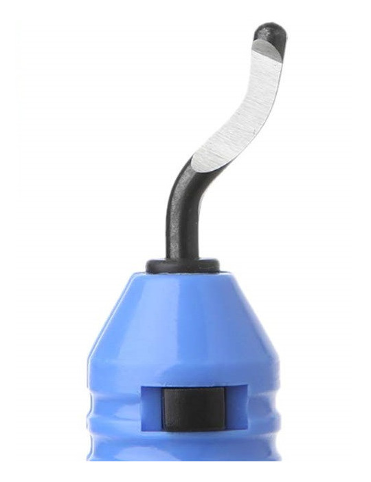 Outillage - Ebavureur à lame rotative - 2