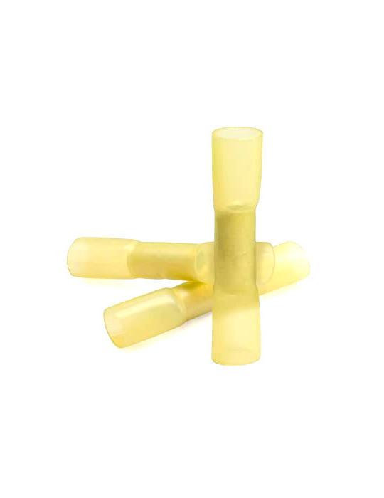 Connecteurs - Manchon à sertir pour câbles 12-10 AWG - lot de 10 - 1