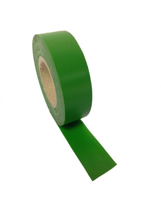 Isolation - Ruban adhésif isolant vert - 1