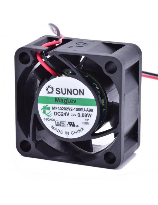 Ventilateurs - Ventilateur Sunon MF40202V2-1000U-A99 24V - LE compromis - 1