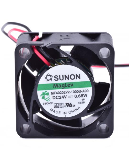 Ventilateurs - Ventilateur Sunon MF40202V2-1000U-A99 24V - LE compromis - 3