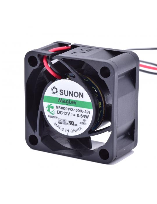 Ventilateurs - Ventilateur Sunon MF40201V2-1000U-A99 - 12V - LE compromis - 1