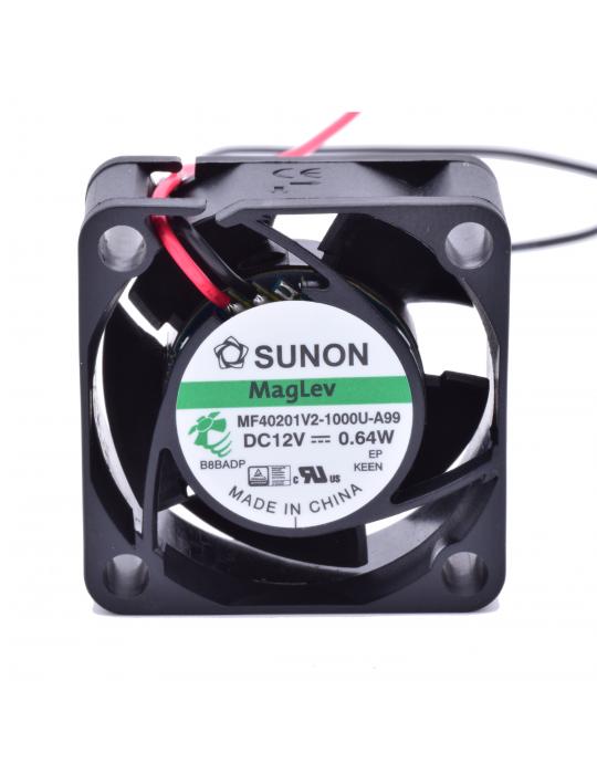 Ventilateurs - Ventilateur Sunon MF40201V2-1000U-A99 - 12V - LE compromis - 2