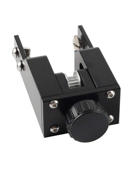 Accessoires - Tendeur de courroie aluminium profilé 2040 - axe Y - noir - 2