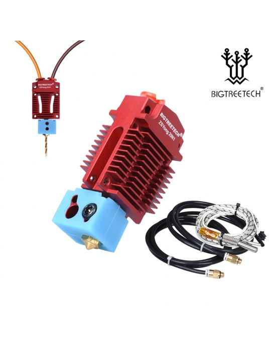 Originales - Hotend Double Filament en Y Bigtreetech Originale 24V Kit complet - 1