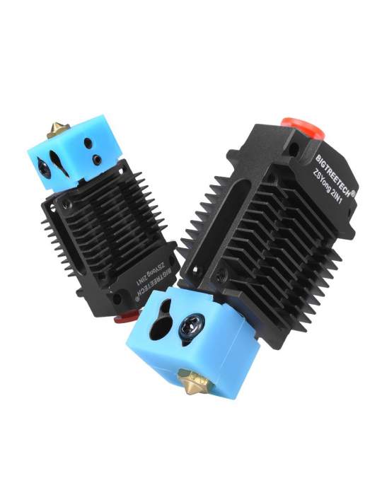 Originales - Hotend Double Filament en Y Bigtreetech Originale 24V Kit complet - 3