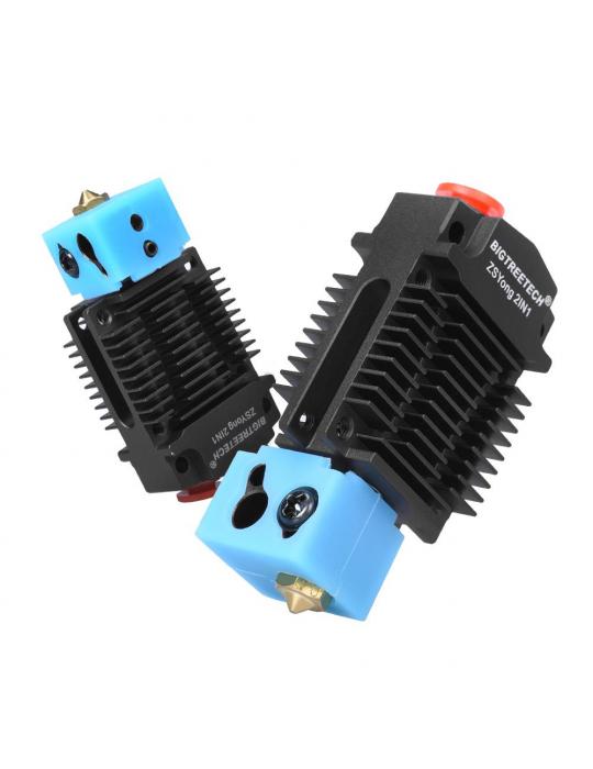 Originales - Hotend Double Filament en Y Bigtreetech Originale 12V Kit complet - 3
