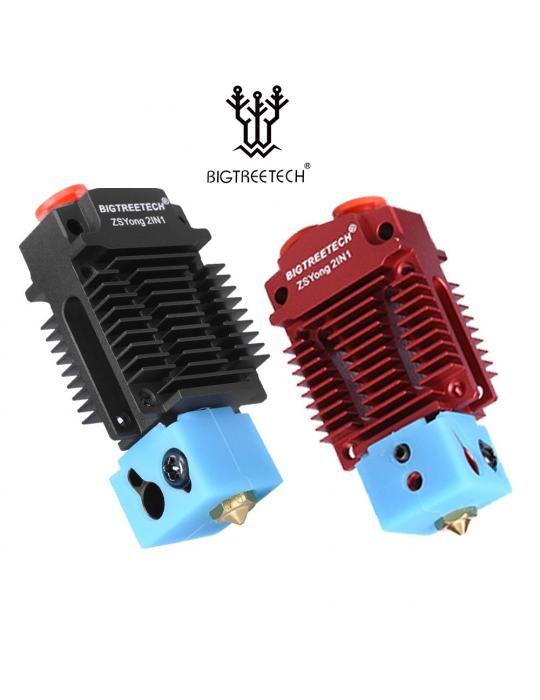 Originales - Hotend Double Filament en Y Bigtreetech Originale 12V Kit complet - 2