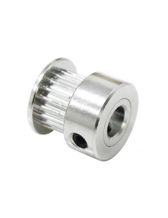 Poulies / Pignons - Pignon de distribution CompoZan HQ GT2 6mm 20 dents - 1