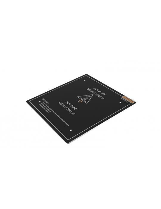 Plateaux chauffants - Lit chauffant 24V 220W 235 x 235 mm - Bed - 1