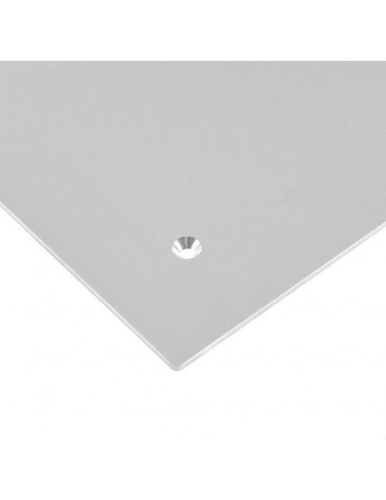 Plateaux chauffants - Lit chauffant 24V 220W 235 x 235 mm - Bed - 5