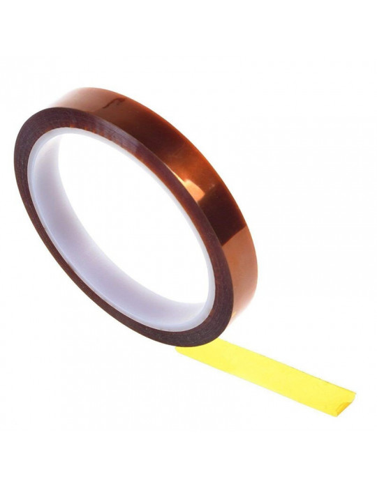Isolation - Ruban adhésif isolant haute température 10mm - 2