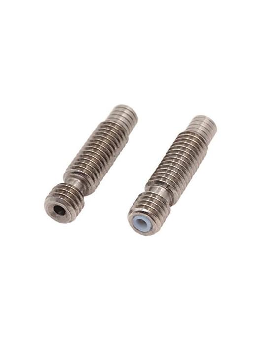 HeatBreak - Gorge heatbreak 1.75 mm - version 26 mm All Metal E3D V5 & V6 - 1