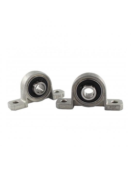Paliers - Palier pour tige filetée trapézoidale diamètre 8 mm - 4