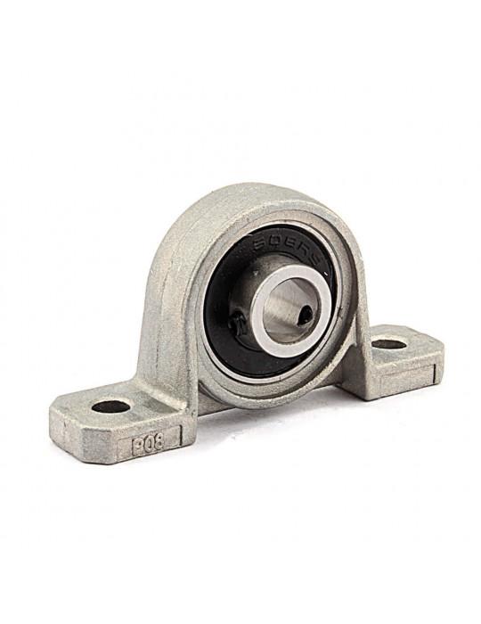 Paliers - Palier pour tige filetée trapézoidale diamètre 8 mm - 1