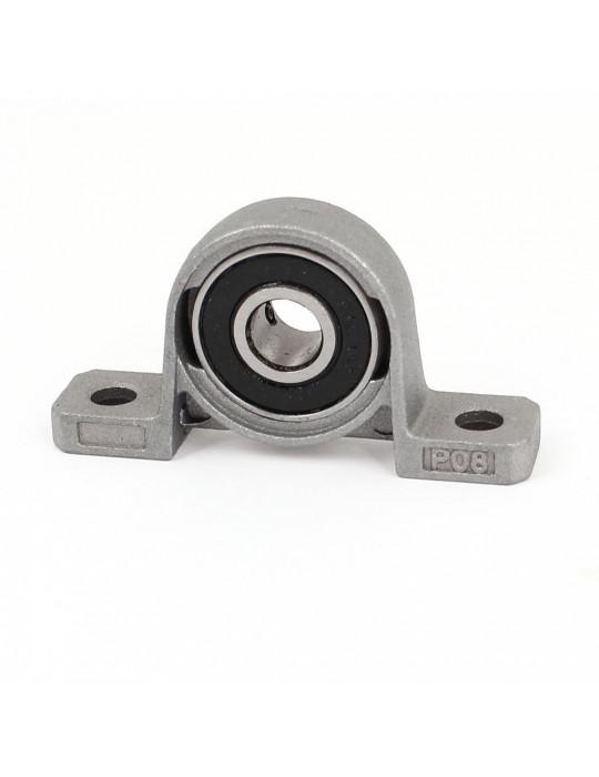 Paliers - Palier pour tige filetée trapézoidale diamètre 8 mm - 2