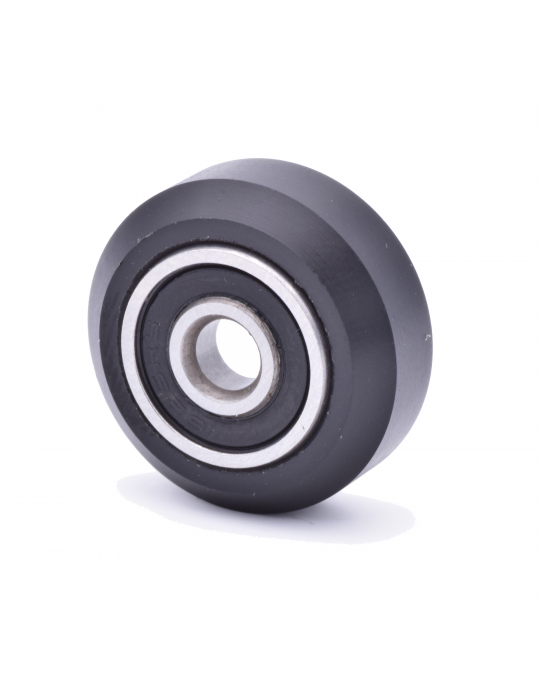 Galets - Galet roue POM véritable  CompoZan HQ - Type OpenBuilds V-slot - 1