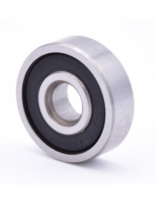Galets / Courroies / Poulies - Galet roue Polycarbonate CompoZan HQ - Type OpenBuilds V-slot - 2