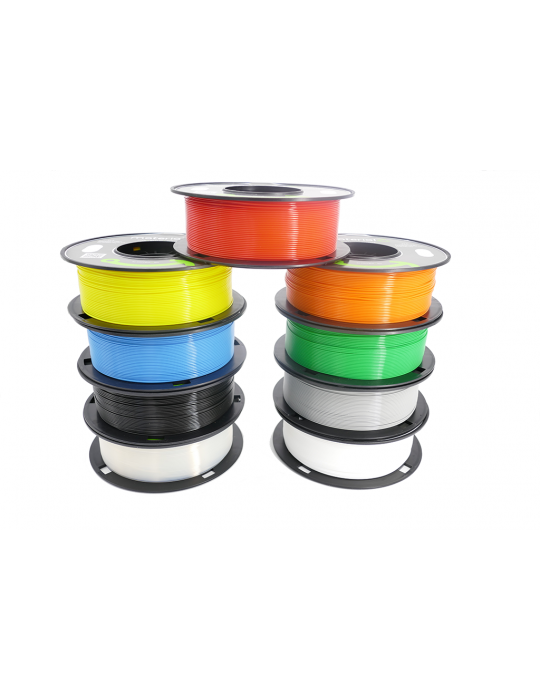Filaments PLA - Filament PLA MaterialZ Ingeo 4032D 1,75mm - Anthracite Grey (gris anthracite) - 3