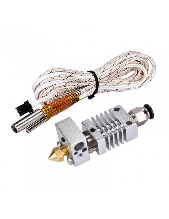 Hotends - Kit complet Hotend MK10 Creality, Alfawise/Longer3D 12V - 1