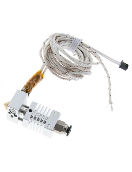 Hotends - Kit complet Hotend MK10 Creality, Alfawise/Longer3D 12V - 2