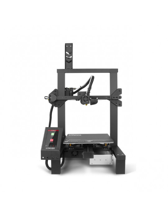 FDM Cartésiennes - Imprimante 3D Longer3D LK4 Pro FDM 220x220x250mm OpenSource Marlin - 1