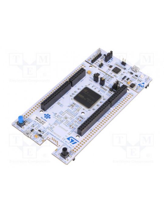 Nano-PC - Nucleo-F412ZG - STMicroelectronics - STM32F412ZGT61 144 pins - 1
