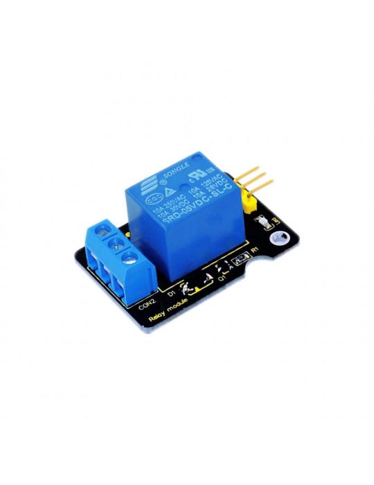 Modules Arduino - Module relai de commande 5V pour Arduino - 1