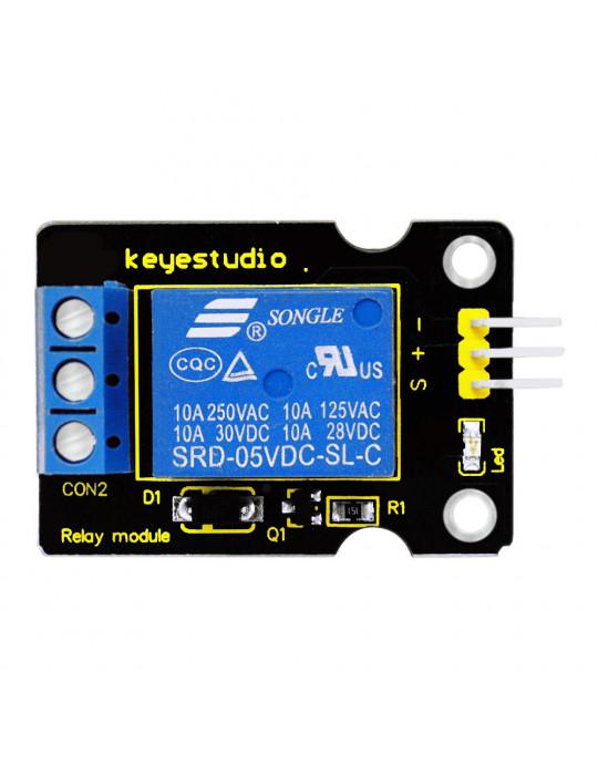 Modules Arduino - Module relai de commande 5V pour Arduino - 2