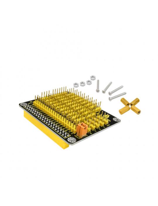 Modules - Hat GPIO avec convertisseur AD/DA - Raspberry Pi modèle B - 2