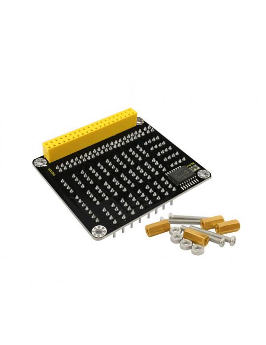 Modules - Hat GPIO avec convertisseur AD/DA - Raspberry Pi modèle B - 3