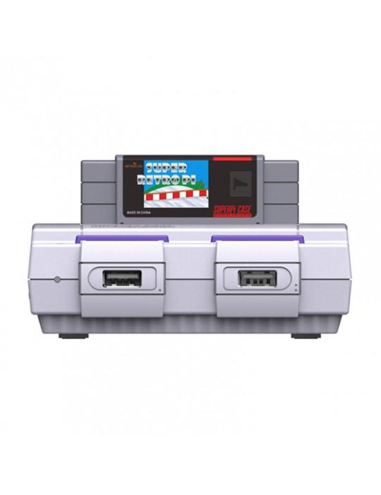 Gaming - Rétro / DIY - Boitier SuperPi Case (Super Famicom) pour Rasberry Pi 3 - 2