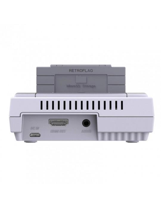 Gaming - Rétro / DIY - Boitier SuperPi Case (Super Famicom) pour Rasberry Pi 3 - 3