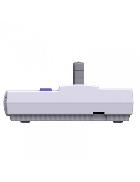 Gaming - Rétro / DIY - Boitier SuperPi Case (Super Famicom) pour Rasberry Pi 3 - 4