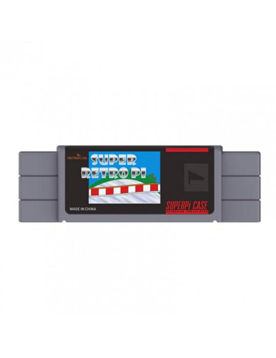 Gaming - Rétro / DIY - Boitier SuperPi Case (Super Famicom) pour Rasberry Pi 3 - 5
