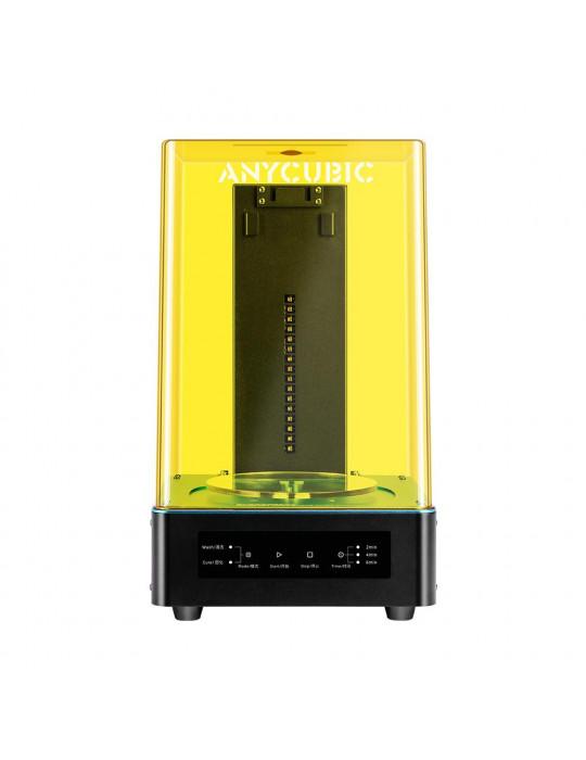 SLA, LCD - Anycubic Wash & Cure Machine - Pour impressions Résine - 2