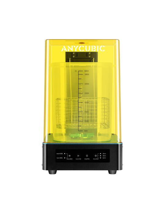SLA, LCD - Anycubic Wash & Cure Machine - Pour impressions Résine - 3
