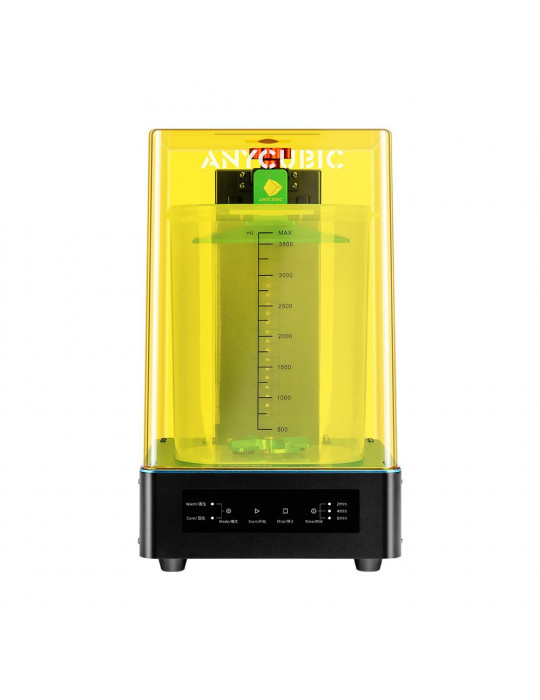 SLA, LCD - Anycubic Wash & Cure Machine - Pour impressions Résine - 5