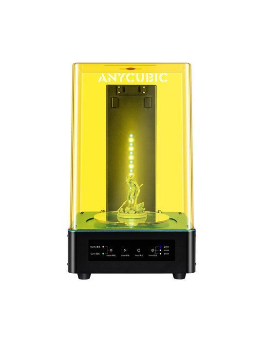 SLA, LCD - Anycubic Wash & Cure Machine - Pour impressions Résine - 6
