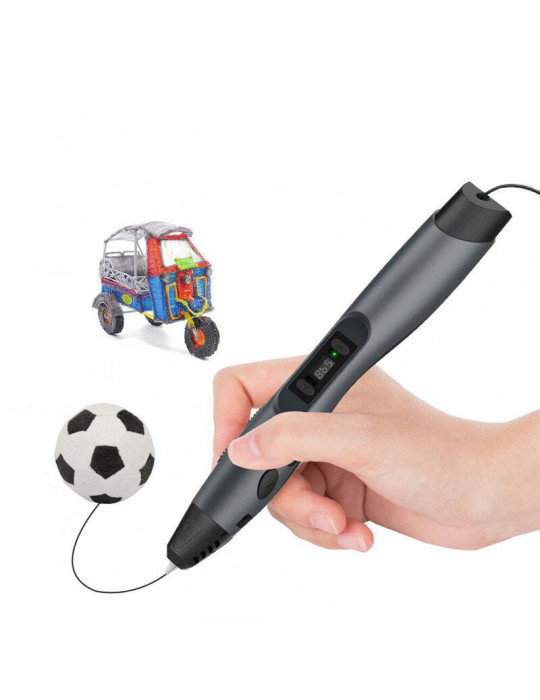 Imprimantes 3D - Stylo 3D Sunlu SL-300 bleu - 4