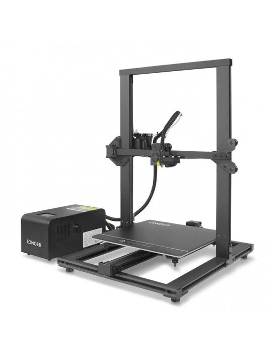 FDM Cartésiennes - Imprimante 3D Longer3D LK1 V2 FDM 300x300x400mm (Marlin ready) - 1