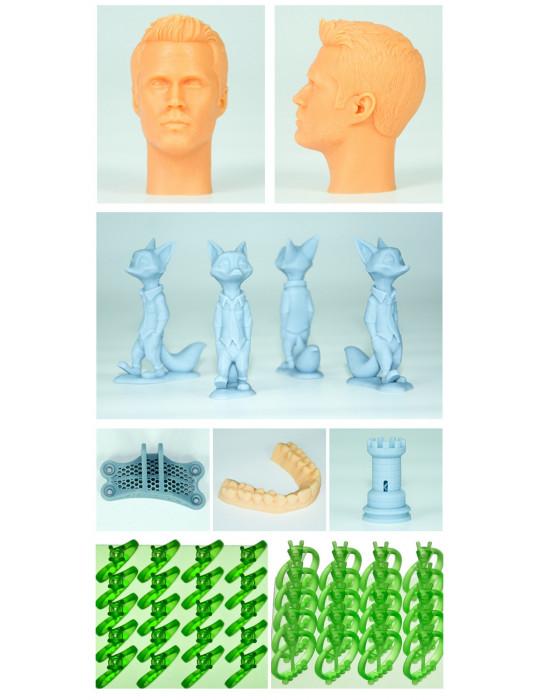 SLA, LCD - Pack « ModeliZ » avec imprimante 3D Longer Orange 30 et 1L de résine Prima Creator - 19