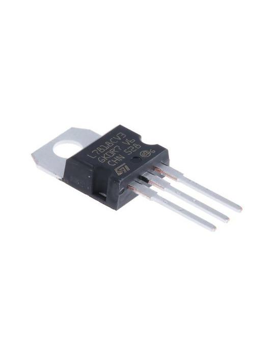 Actifs - Régulateur de tension linéaire  12V LM7812ABV STMicroelectronics - 2