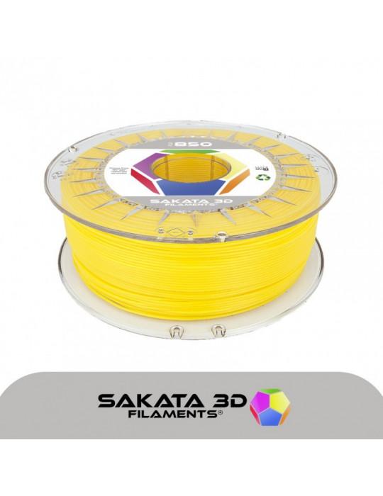 Filaments PLA - Filament PLA SAKATA HR-850 1,75mm 1Kg (Ingeo 3D850) - Jaune - 1