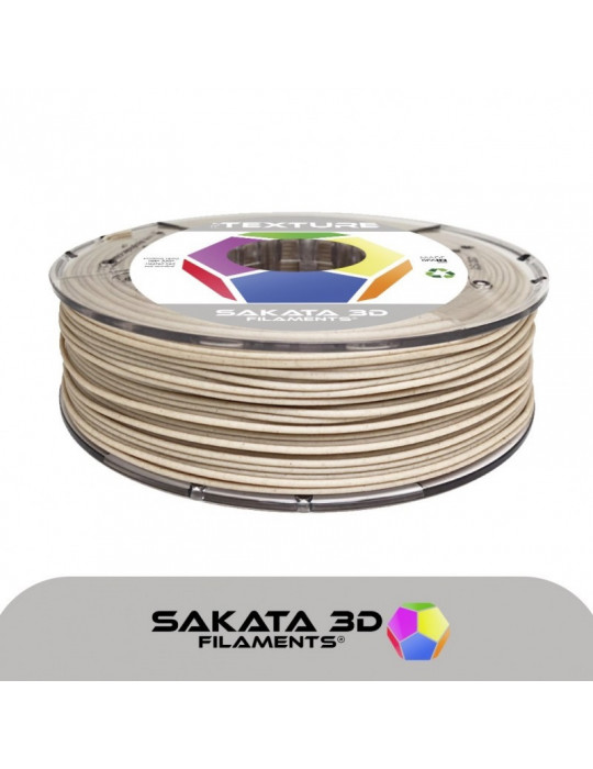 Filaments PLA - Filament PLA SAKATA HR-850 1,75mm 750g (Ingeo 3D850) - Bois Erable - 1