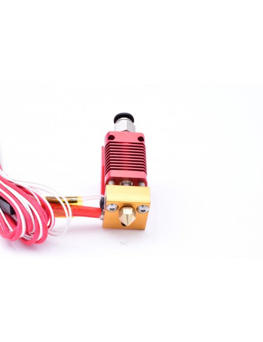 Hotends - Kit complet Hotend MK8 Creality, Alfawise/Longer3D 24V originale - 3