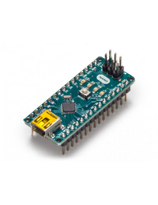 Arduinos (Uno, nano etc..) - Arduino NANO - Genuine Part - 2