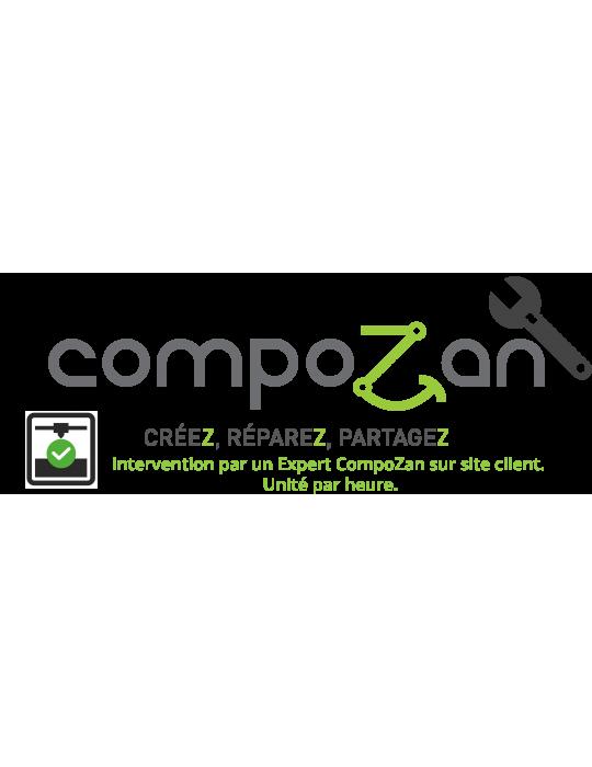 Accueil - Intervention sur site par expert conseil CompoZan - Unité d'heure - 1