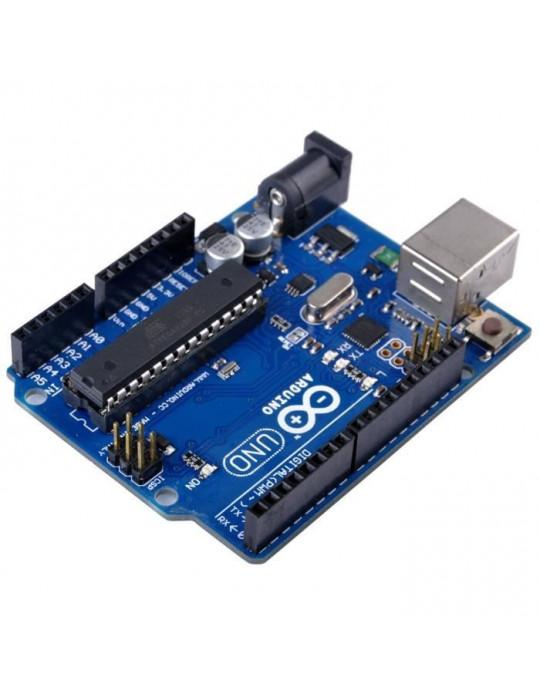 Arduinos (Uno, nano etc..) - Arduino UNO Rev 3- Genuine Part - 3